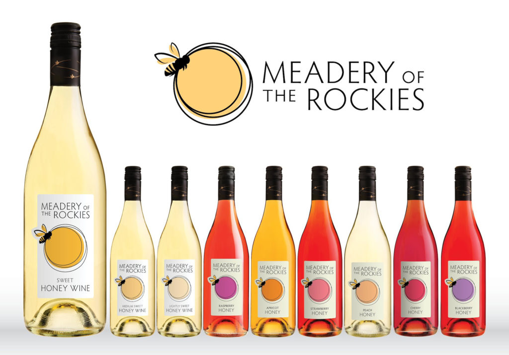 Meadery of the Rockies wines