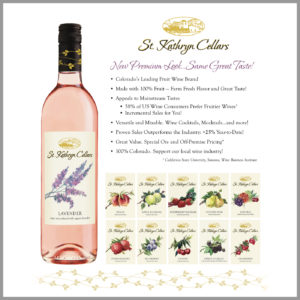 St. Kathryn Cellars Sales Flyer