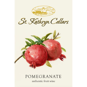St. Kathryn Cellars label