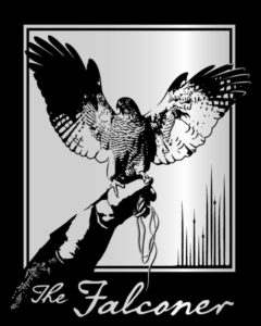 The Falconer Front Label